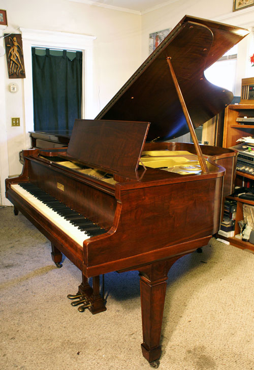 Used Knabe Grand Piano