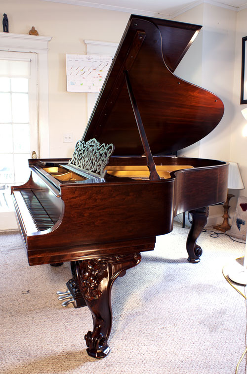 Art Case Steinway Grand Piano Model O See Video Tour