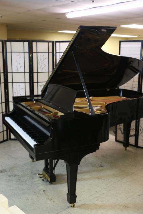 Steinway B Grand Piano (VIDEO) Recent Total High End Rebuild & Refinish Semi-Gloss Ebony 1927 $28,500.