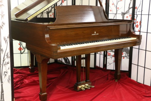 (DEAL OF THE WEEK) Steinway Baby Grand Model S 5'1
