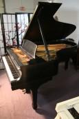 Steinway Grand Piano Model B 1979 Satin Ebony Low Mileage $29,500.