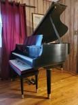 Art Deco Style Steinway Piano