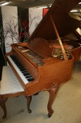 Art Case Steinway Model M Grand Piano King Louis XV Mahogany 1927  Rebuilt/Refinished $23,000.