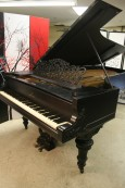 (WHOLESALE) Art Case Victorian Steinway D 1887 $13k Wholesale