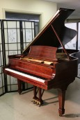 Steinway B Grand Piano Mahogany 1928 Refinished & Partially Rebuilt 20 years ago, all Excellent Steinway Parts $22K