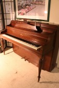 Steinway Upright Mahogany $4950 (VIDEO) Excellent Condition 42