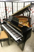Ebony Gloss Baby Grand by Tokai 5ft One Owner $3,500