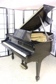 Steinway M  Ebony Semi-gloss $13,500 1941 (VIDEO) Grand Piano