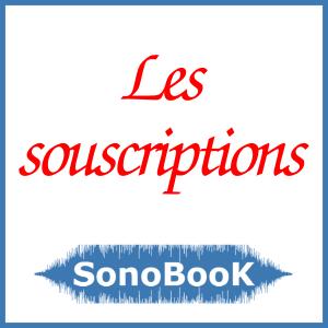 souscriptions sonobook