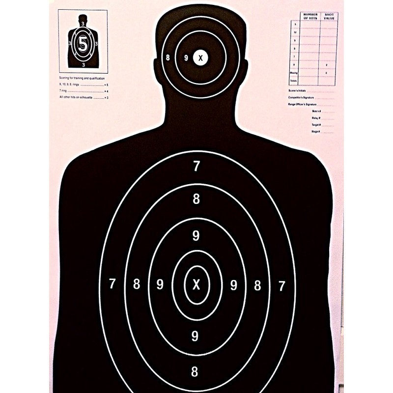 Image result for target silhouette pictures