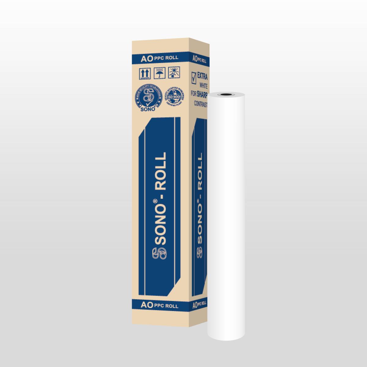 Sono-Roll Plan Printing Paper / Plotter Roll