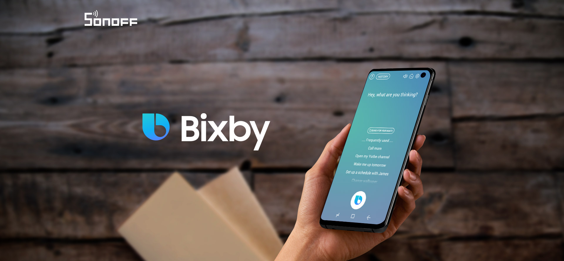 SONOFF-works-with-Samsung-Bixby