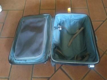 Bag - open