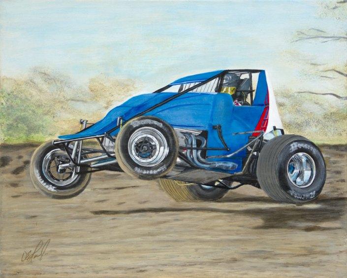 2-Wheelin' It