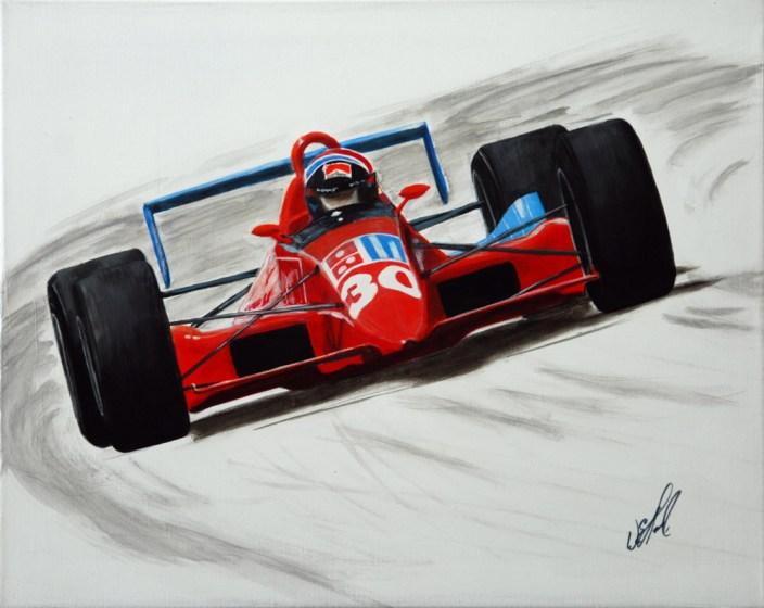 Flying Dutchman 1990 Winner