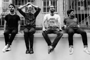 Preoccupations Band