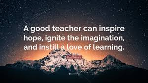teaching quote