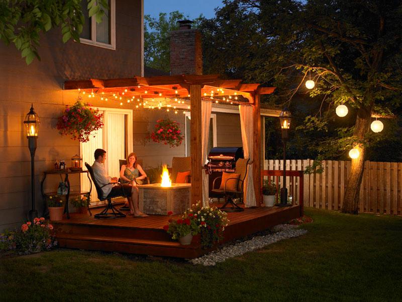patio pergola pictures