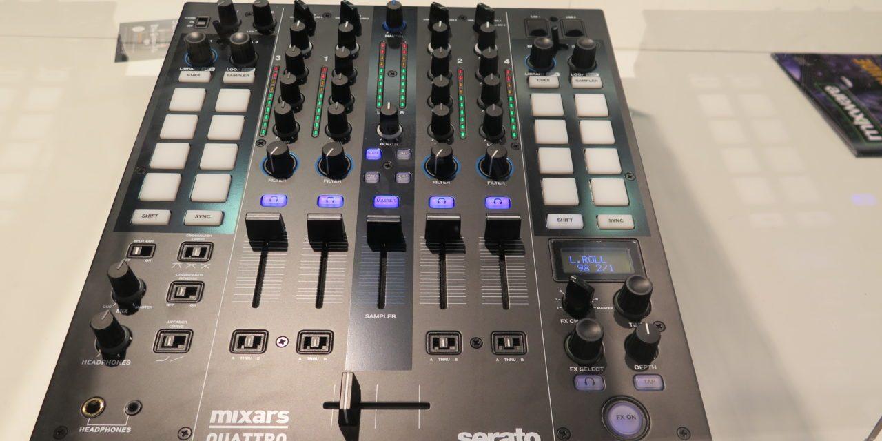 Mixars Quattro, désormais en quatre voies