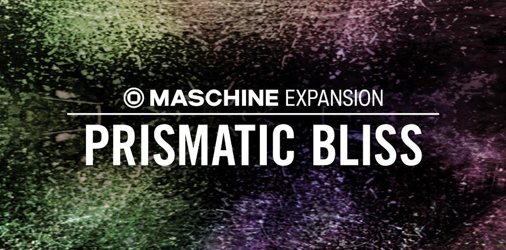 Native Instruments, EXPANSION Prismatic Bliss pour Maschine
