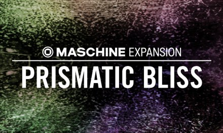 Native Instruments, EXPANSION Prismatic Bliss pour Maschine