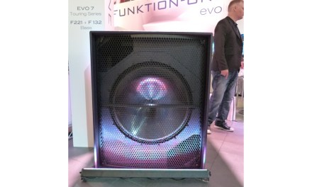 Funktion One Evolution 7TH et 7TL-215 + BR132 Enceintes de sonorisation