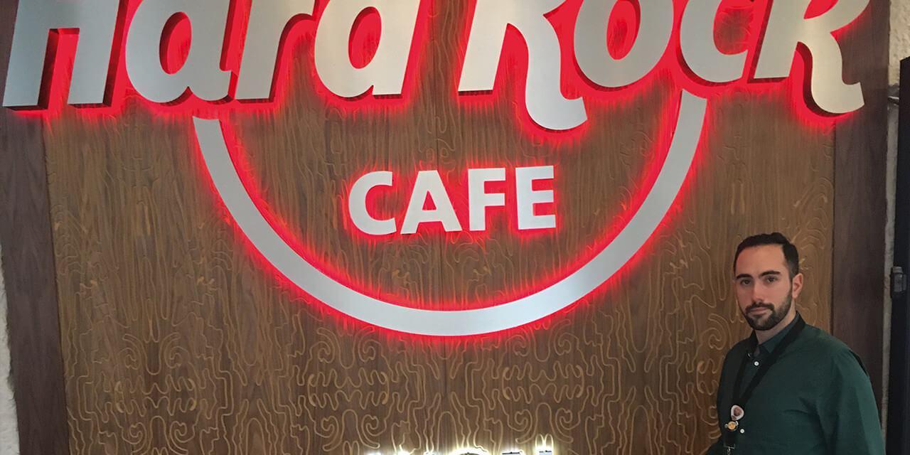 HARD ROCK CAFÉ À LYON : LA YAMAHA TOUCH