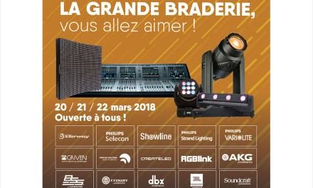 LA GRANDE BRADERIE FREEVOX 20/21/22 Mars 2018
