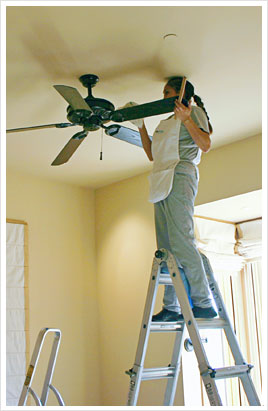 How to clean a ceiling fan boatylicious house cleaning services cotati home sonomarin aloadofball Choice Image