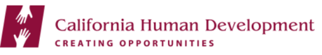 "California Human Development Logo ""Creating Opportunities"""
