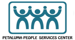 Petaluma People Service Center Logo