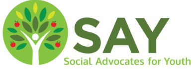 Social Advocates for Youth (SAY) Logo