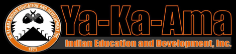Ya-Ka-Ama Indian Education and Development Logo
