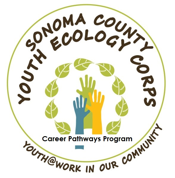 Sonoma County Youth Ecology Corps and Career Pathways Program logo