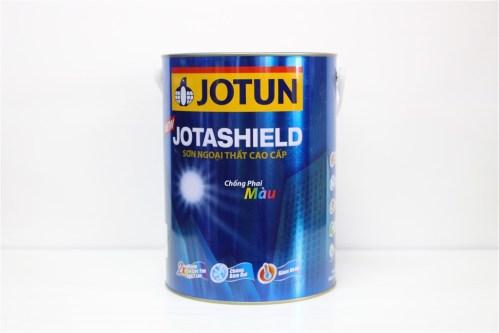 Phân phối sơn ngoại thất Jotun bền màu tối ưu
