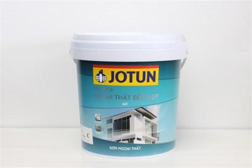Giới thiệu sơn ngoại thất Jotun Essence