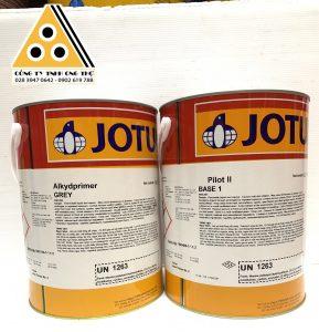 Nhà phân phối sơn công nghiệp Jotun tại Gò Vấp