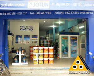 Địa chỉ bán sơn bồn chứa hóa chất Jotun chính hãng tại Bình Dương
