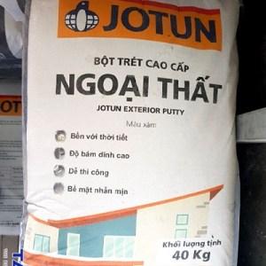 Giá bột trét tường Jotun ngoại thất chống thấm nước