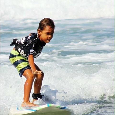 Clase de Surfing