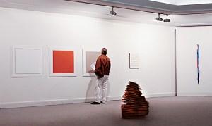 SamlingsutstŠllning Galleri Konstruktiv Tendens