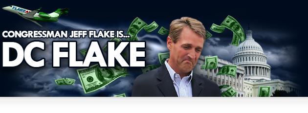 Image result for senator flake and his debt buy-down proposal