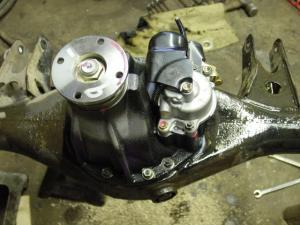 rear diff with elocker  Toyota 4Runner Forum  Largest