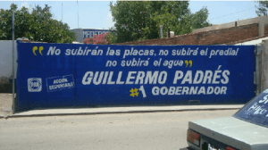 Promesas Guillermo Padres