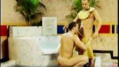 MARCOS ANTONIO Porn Gay Brasil XXX Floresta.