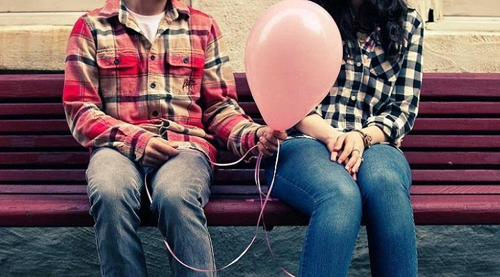 Estar enamorado por primera vez