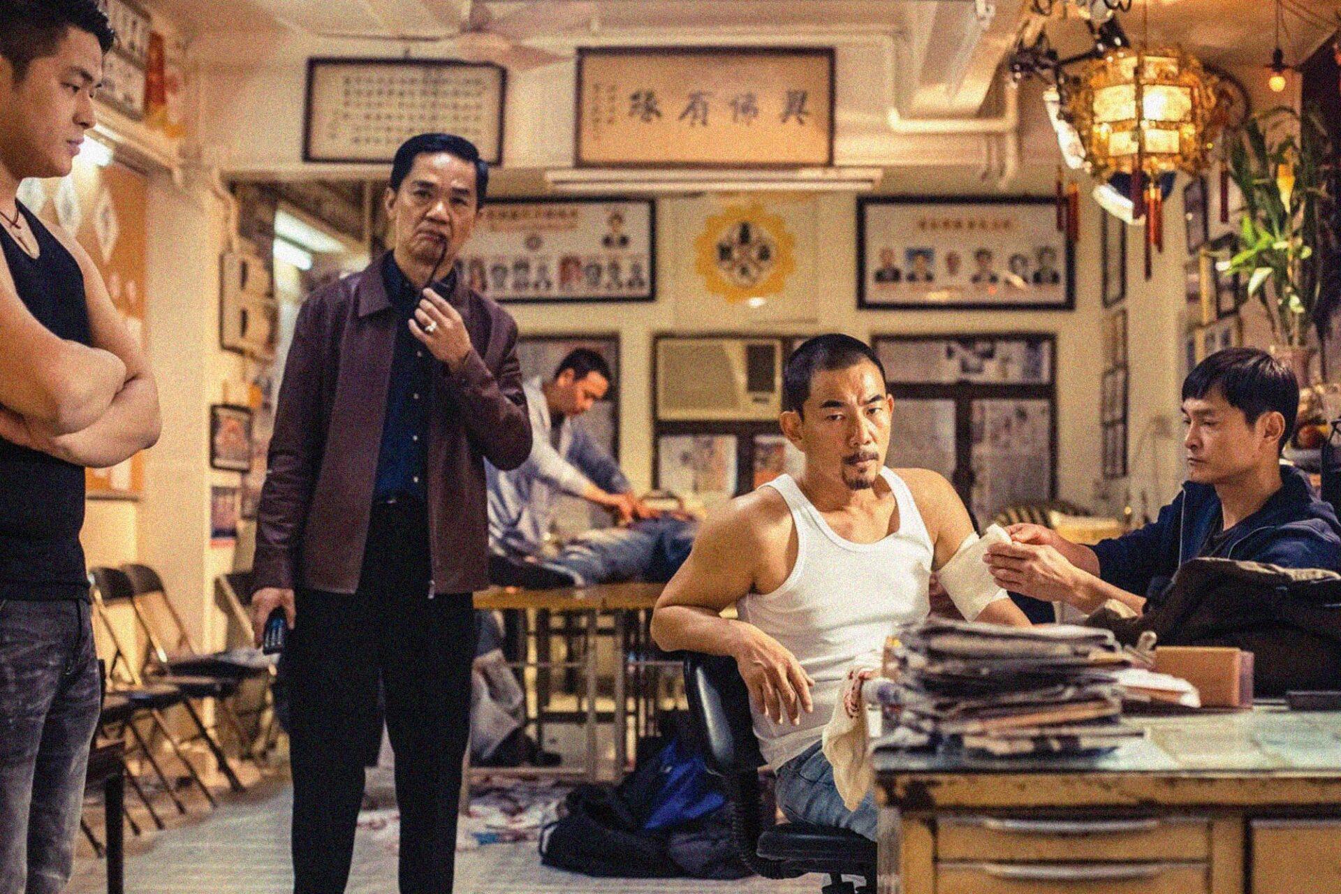 'Trivisa' - Làn gió mới từ điện ảnh Hong Kong