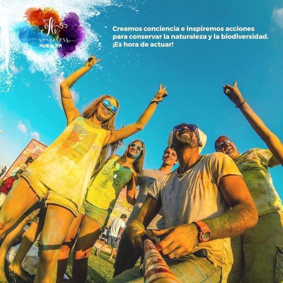 Promoverán el cuidado del océano en el Holi Fest 2019