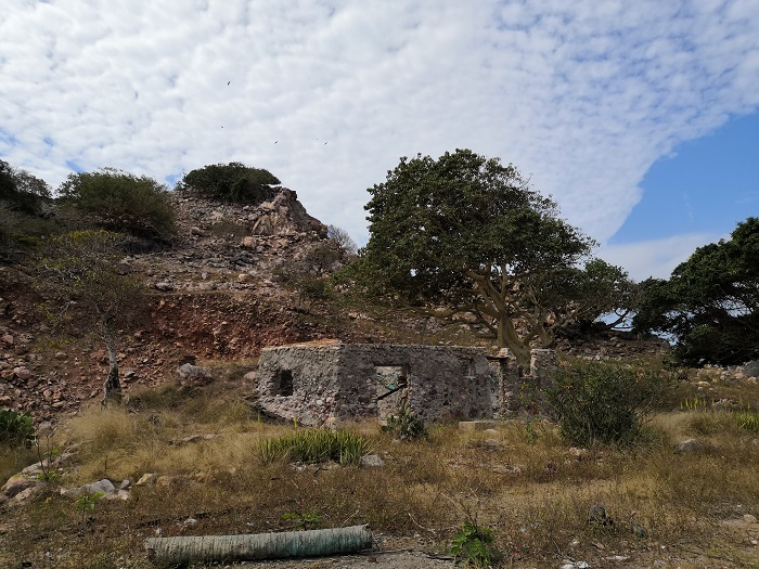 Isla de Chivos Mazatlán