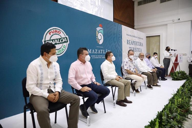 Reapertura de Mazatlán